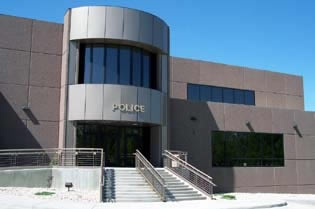 Police Department Front