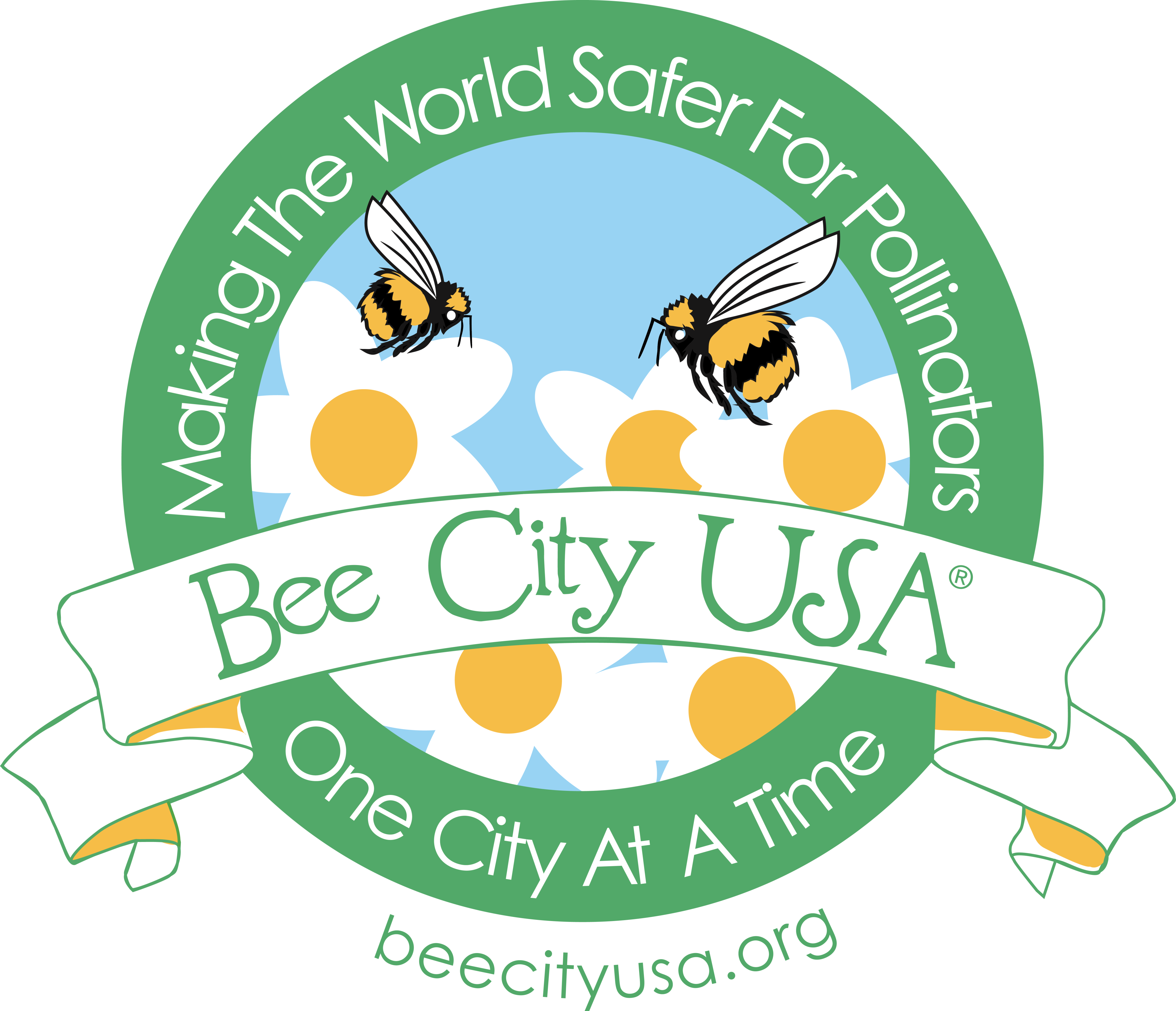Bee City Sign24x24 copy