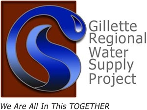 Gilllette Regional Water Supply Project Logo