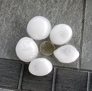 Hail Storm Recovery Tips