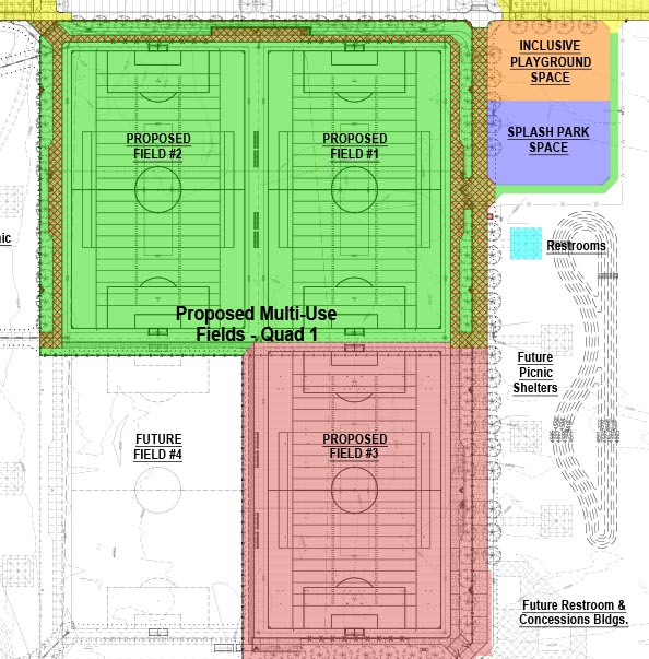 Energy Capital Sports Complex Public Meeting on August 27th