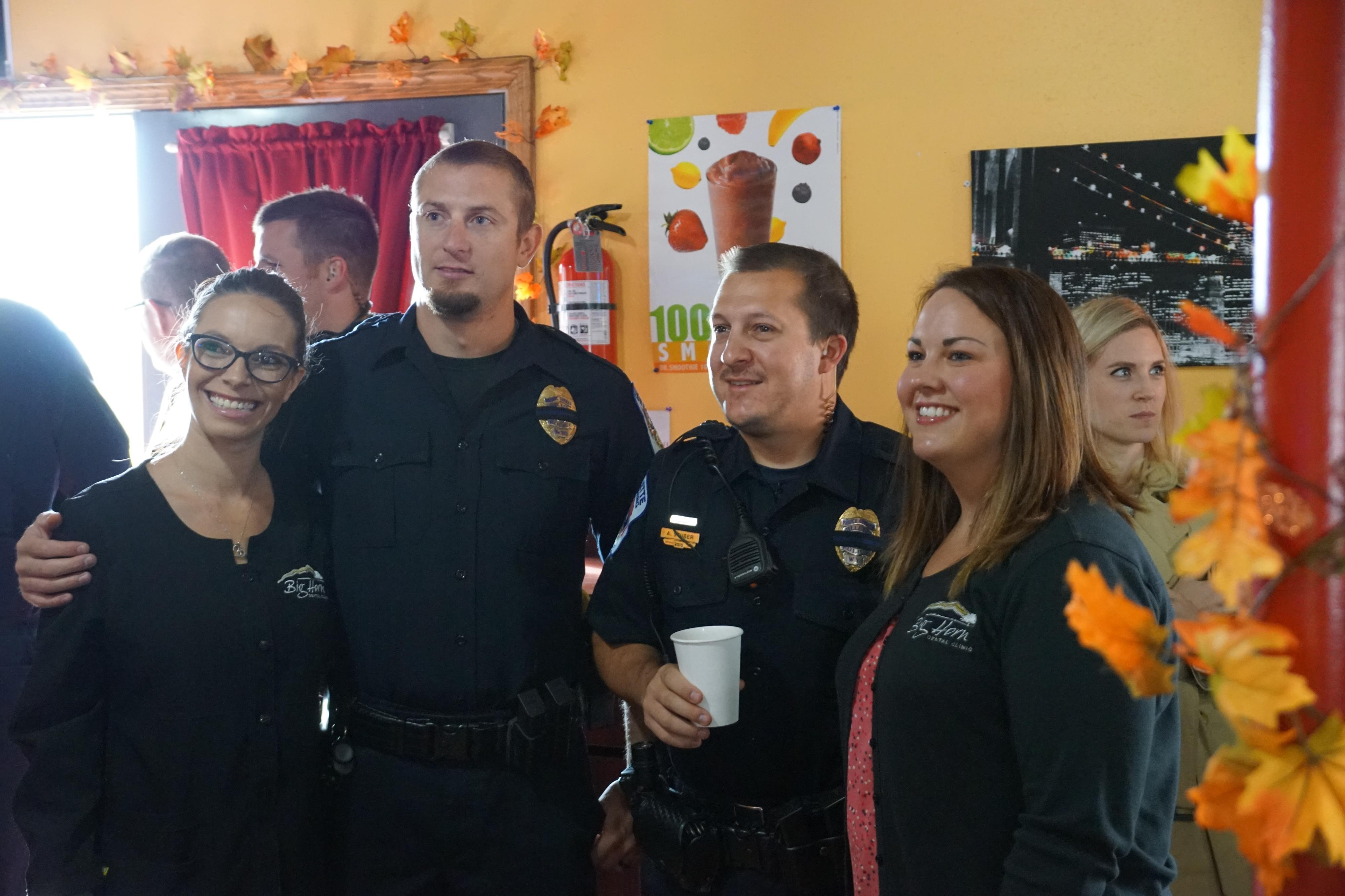 Coffee with a Cop Group