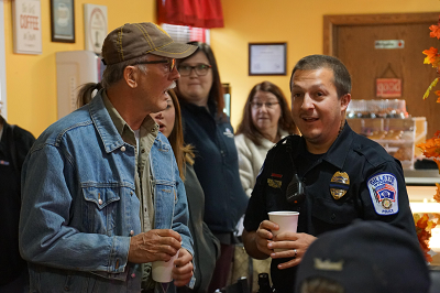 Coffee with a Cop#1