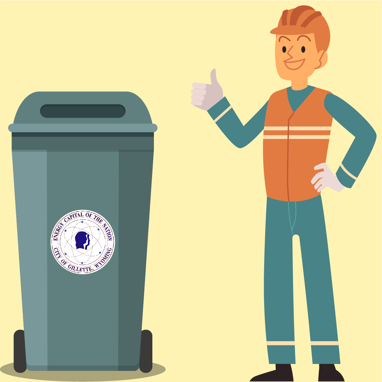 Reminder for Residential Solid Waste Service