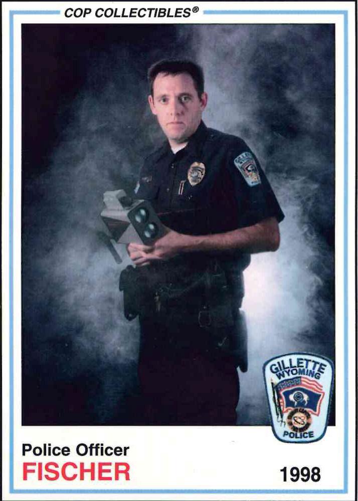 Police Officer Fischer